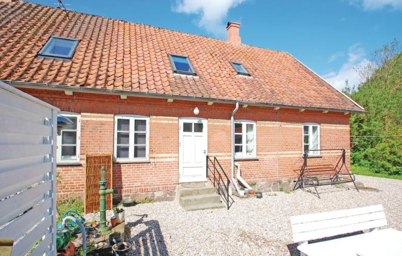 1186941,Vivienda de vacaciones en Tranekær, Funen, Dinamarca para 6 personas...