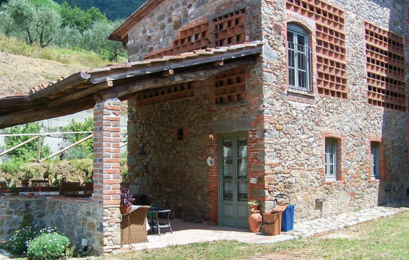 La celata 1187134,Vivienda de vacaciones en Matraia Lu, en Toscana, Italia  con piscina comunitaria para 5 personas...