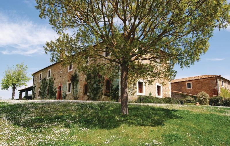 Orcia 1187149,Apartamento en Pienza -Si-, en Toscana, Italia  con piscina privada para 4 personas...