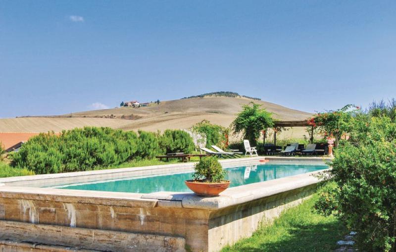 Chiostro 1187153,Apartamento en Pienza -Si-, en Toscana, Italia  con piscina privada para 4 personas...