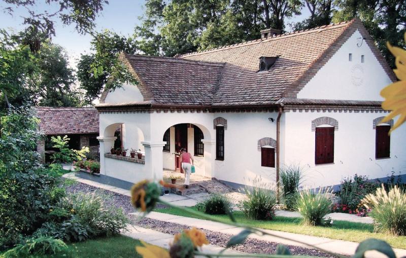 1187635,Vivienda de vacaciones  con piscina comunitaria en Hajdúszoboszló, Lake Tisza, Hungría para 8 personas...