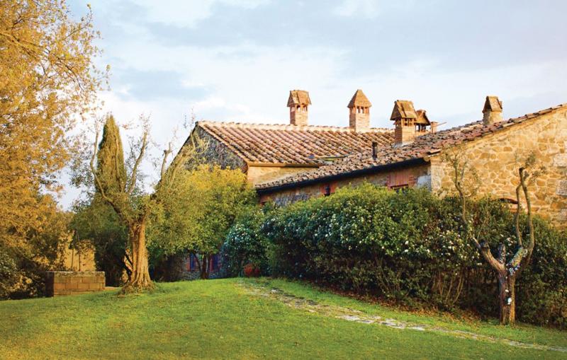 Podere spiritello 1187870,Casa en Rapolano Terme -Si-, en Toscana, Italia  con piscina privada para 10 personas...