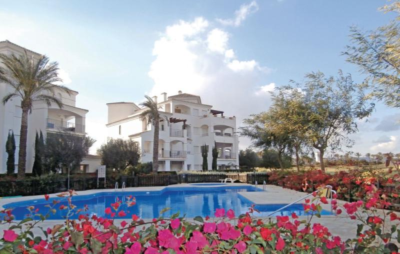 1188024,Apartamento  con piscina privada en Roldán, Murcia, España para 4 personas...