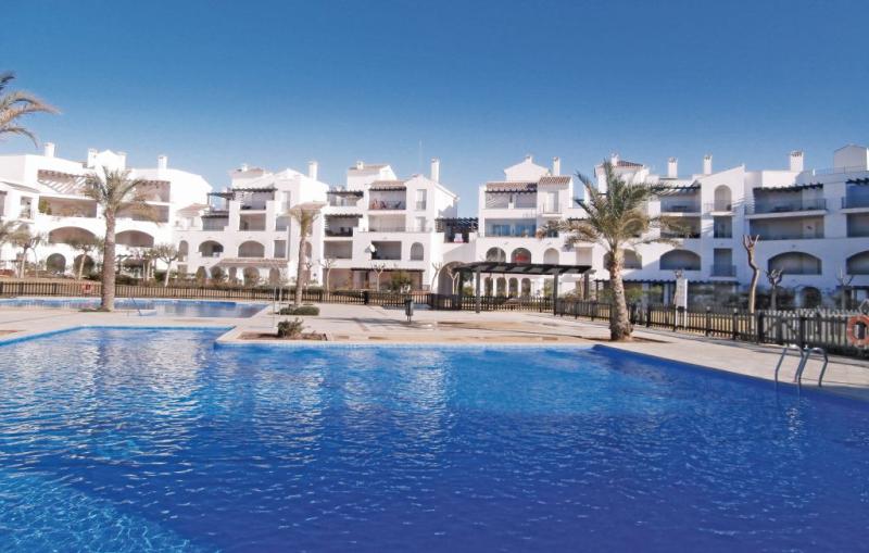 1188027,Apartamento  con piscina privada en Roldán, Murcia, España para 4 personas...