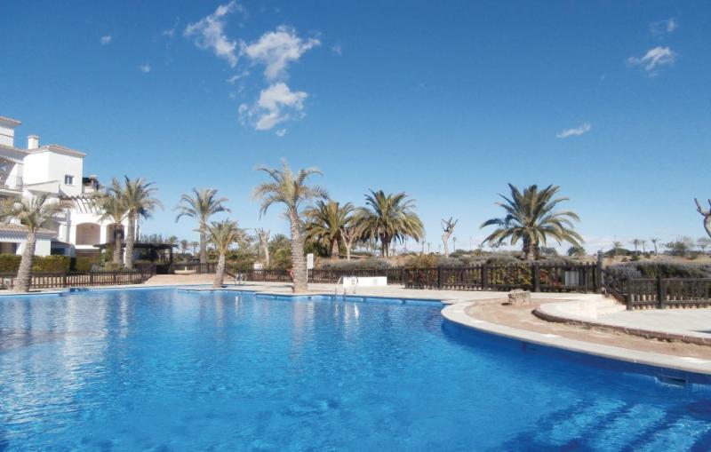 1188338,Apartamento  con piscina privada en Roldán, Murcia, España para 7 personas...