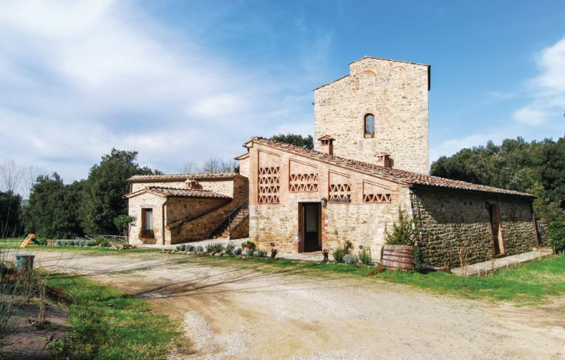 Lavanda 1188491,Apartamento  con piscina comunitaria en Rapolano Terme -Si-, en Toscana, Italia para 4 personas...