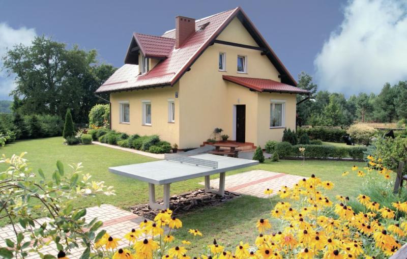 1110722,Vivienda de vacaciones en Stare Jablonki, Beskidy, Polonia para 7 personas...