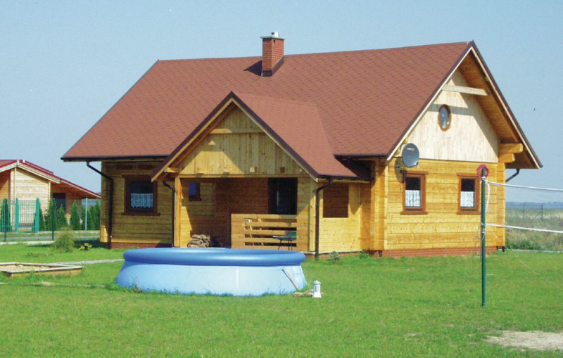 Neska 1110914,Vivienda de vacaciones en Mscice, Rowy-Baltic sea, Polonia para 8 personas...