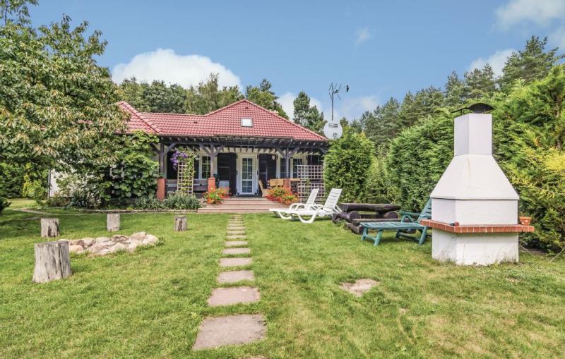 1110996,Vivienda de vacaciones en Karsko, Western lakes-Wielkopolska, Polonia para 8 personas...