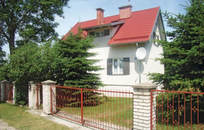 1160442,Vivienda de vacaciones en Sedansk, Beskidy, Polonia para 8 personas...