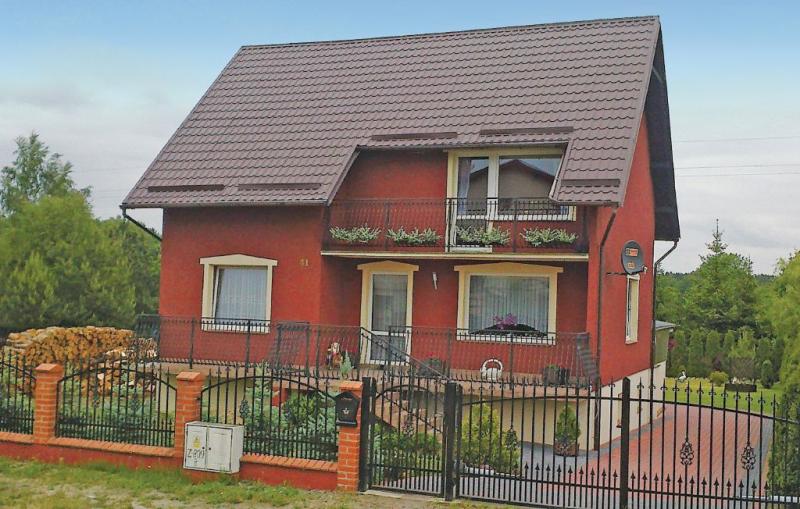 1173931,Vivienda de vacaciones en Wielki Klincz, Pomerania, Polonia para 6 personas...