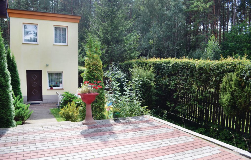 1176563, Holiday house in Koscierzyna, Pomerania, Poland  with communal pool for 4 persons...
