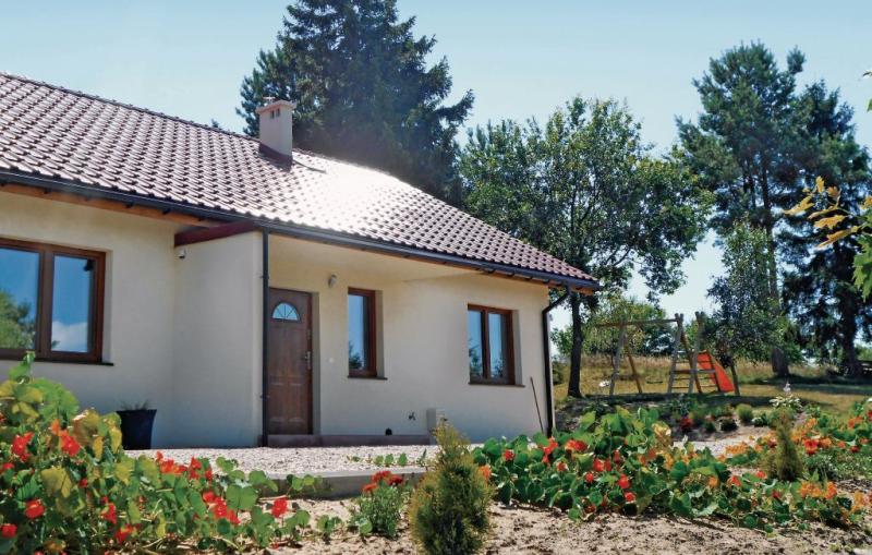 1182630,Vivienda de vacaciones  con piscina comunitaria en Wolin, Rowy-Baltic sea, Polonia para 6 personas...