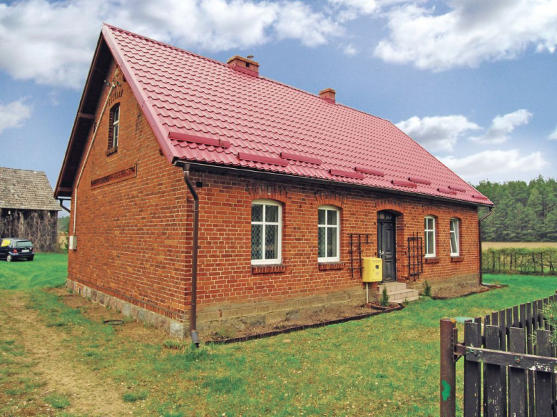 1183214, Holiday house in Cekcyn, Pomerania, Poland  with communal pool for 4 persons...