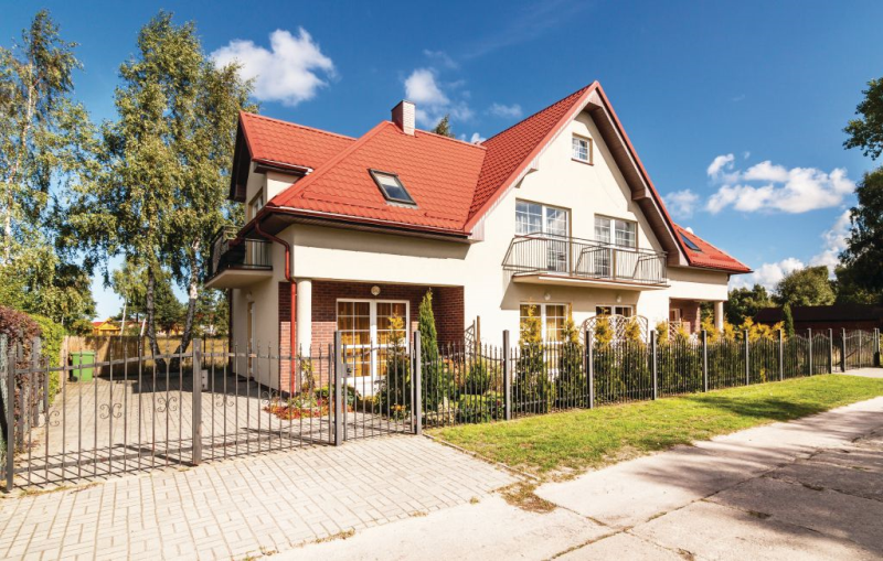 1186715, Apartment in Rowy, Rowy-Baltic sea, Poland for 4 persons...