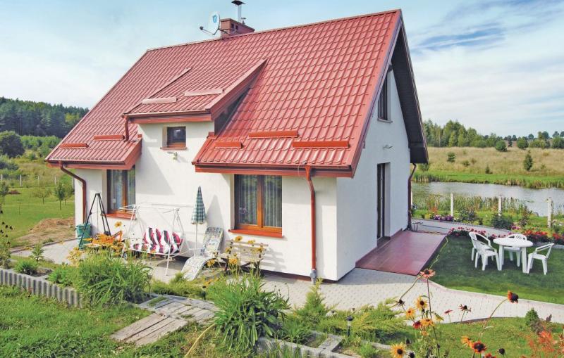 1186899,Vivienda de vacaciones en Dywity, Beskidy, Polonia para 6 personas...