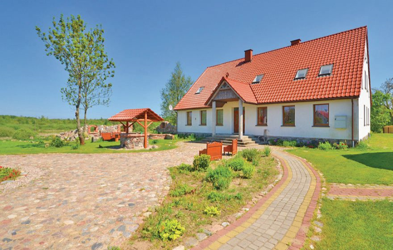 1187993,Vivienda de vacaciones en Pl-76-113 Postomino, Rowy-Baltic sea, Polonia para 19 personas...