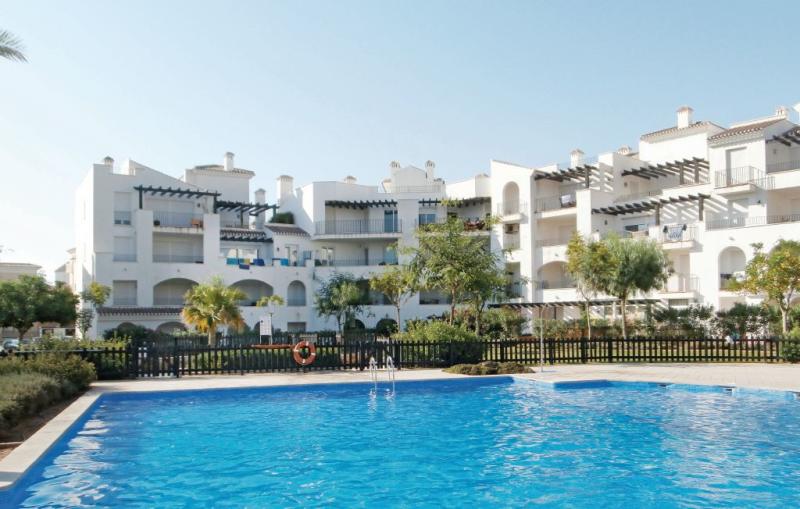 1188925,Apartamento  con piscina privada en Roldán, Murcia, España para 4 personas...