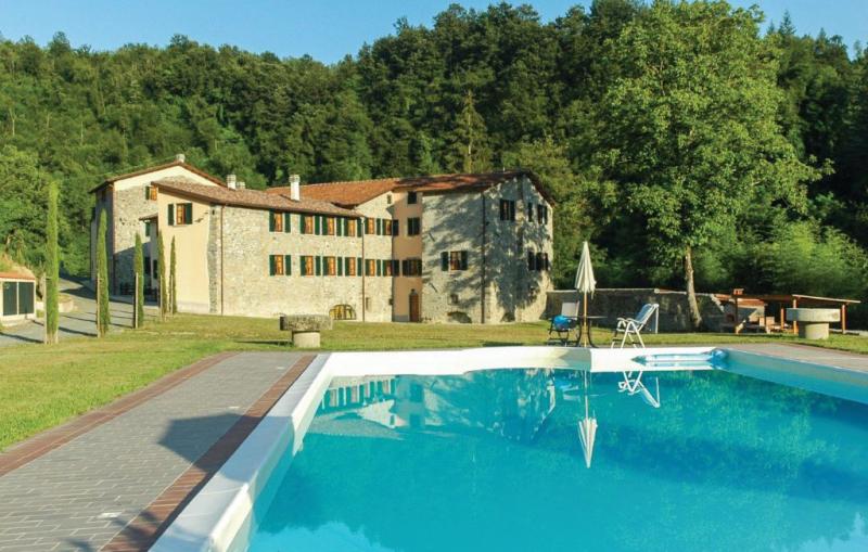 Frantoio 1189147,Apartamento en Fivizzano Ms, en Toscana, Italia  con piscina privada para 4 personas...