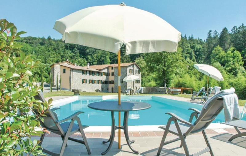 Mulino 1189154,Apartamento  con piscina privada en Fivizzano Ms, en Toscana, Italia para 4 personas...