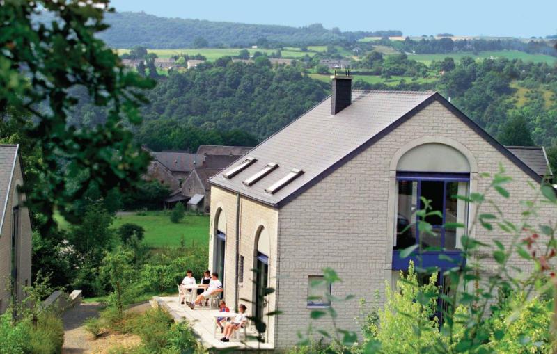 Residence durbuy atlas luxe 1189201,Apartamento  con piscina privada en Bohon-durbuy, Luxembourg, Bélgica para 6 personas...