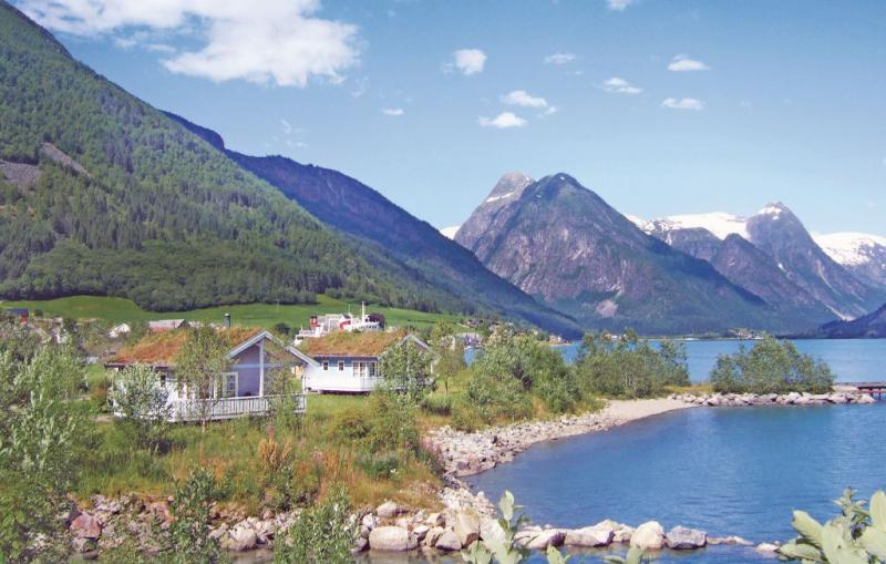 1189209,Casa en Fjærland, Sogn-Fjordane, Noruega para 6 personas...