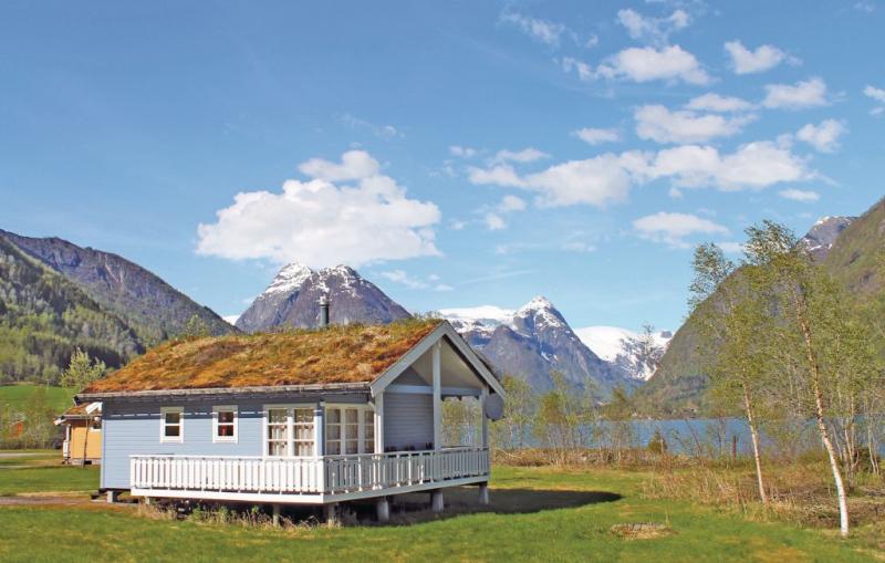 1189210,Casa en Fjærland, Sogn-Fjordane, Noruega para 6 personas...