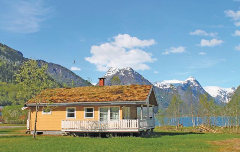 1189212,Casa en Fjærland, Sogn-Fjordane, Noruega para 6 personas...