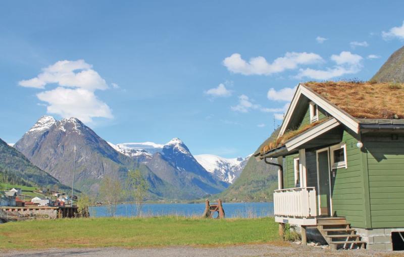 1189213,Casa en Fjærland, Sogn-Fjordane, Noruega para 6 personas...