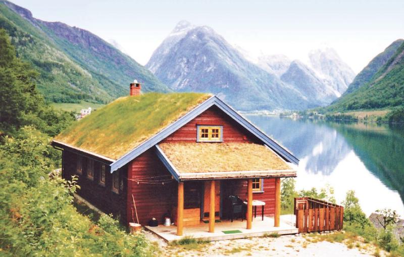 1189214,Casa en Fjærland, Sogn-Fjordane, Noruega para 6 personas...