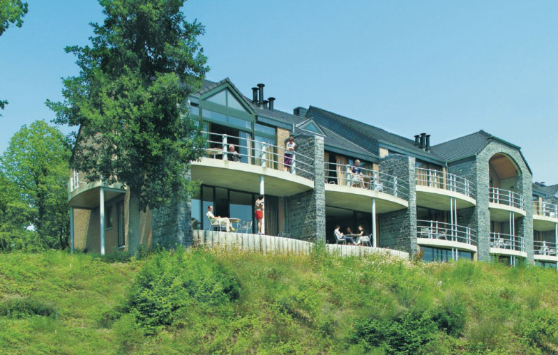 Jardins du golf  type b 1189223,Apartamento en Barvaux, Luxembourg, Bélgica  con piscina privada para 6 personas...