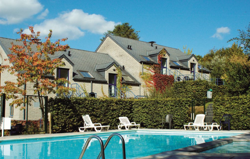 Residence durbuy hera luxe 1189259,Appartement in Bohon-durbuy, Luxembourg, België  met privé zwembad voor 4 personen...