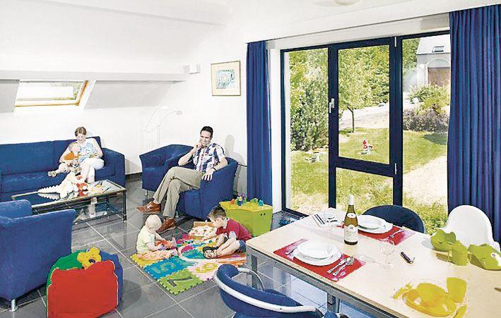 Residence durbuy atlas kids 1189263,Apartamento  con piscina privada en Bohon-durbuy, Luxembourg, Bélgica para 5 personas...