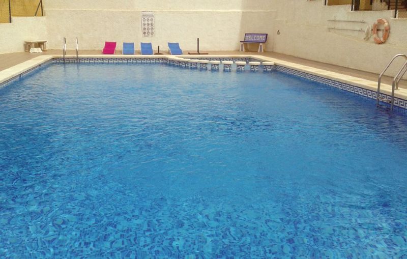 1190570,Апартамент   с частным бассейном на 2 человекa в Rojales, нa Коста Бланкe, в Испании...