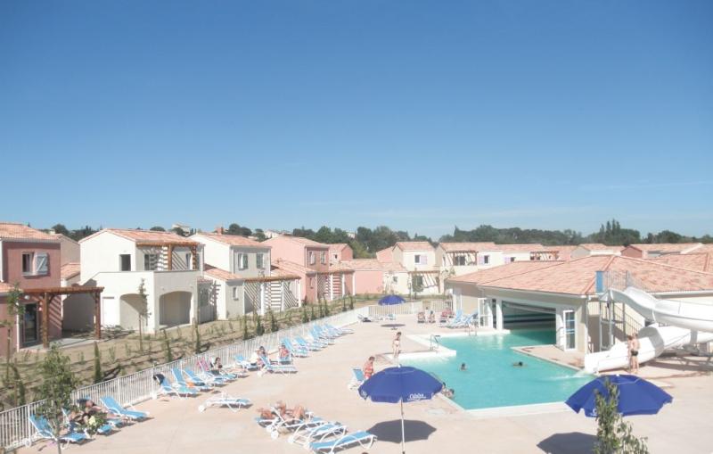 Rsidence le mas des alpilles 1190809,Apartamento  con piscina privada en Le Paradou, Rhône, Francia para 4 personas...