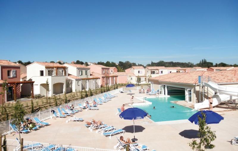 Rsidence le mas des alpilles 1190810,Apartamento  con piscina privada en Le Paradou, Rhône, Francia para 6 personas...
