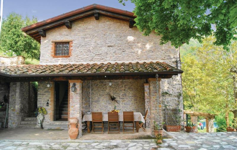 Le pietre di barattino 1191188,Casa en Camaiore (Lu), en Toscana, Italia para 6 personas...