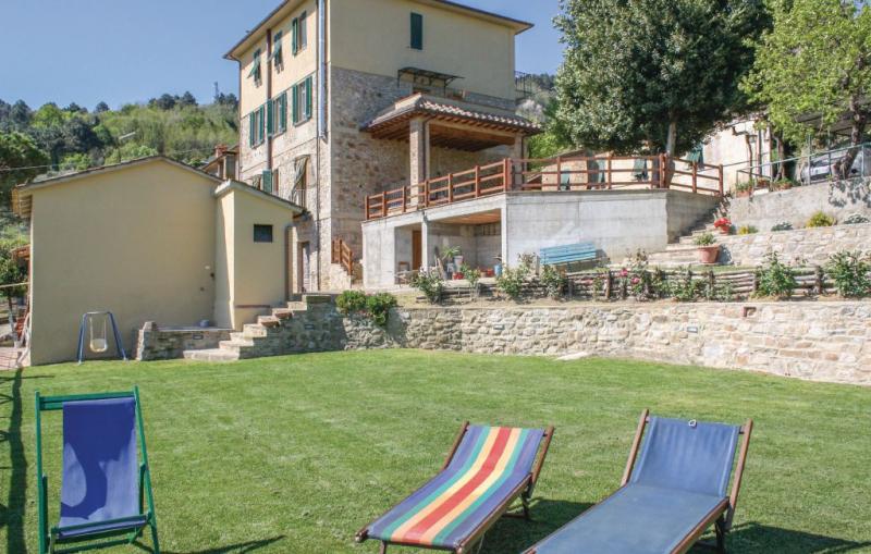 1191335,Apartamento  con piscina privada en Chianni -Pi-, en Toscana, Italia para 6 personas...
