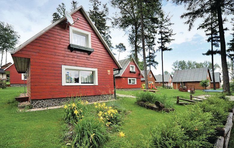 1191469,Casa  con piscina comunitaria en Velky Slavkov, Tatra Mountains, Eslovaquia para 5 personas...