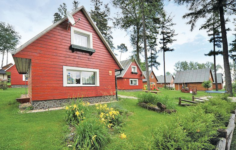 1191471,Casa  con piscina comunitaria en Velky Slavkov, Tatra Mountains, Eslovaquia para 5 personas...
