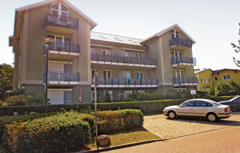 1191657,Apartamento en Graal-Müritz, Mecklenburgische Seenplatte, Alemania para 4 personas...