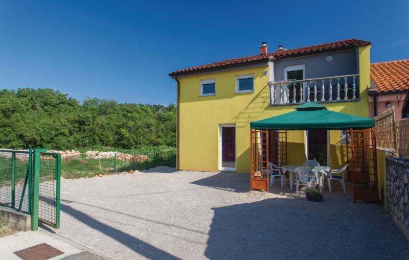 1191980,Apartamento en Zupanje, Dalmatia Islands, Croacia para 4 personas...