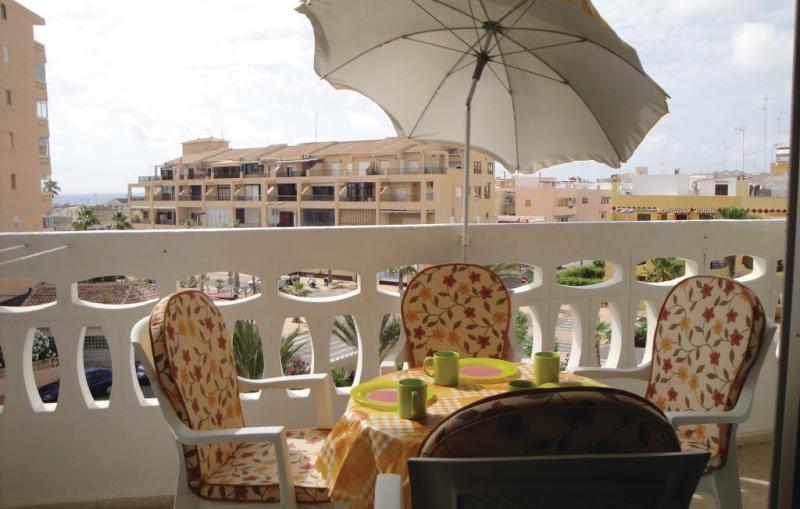 1192263,Appartement à Torrevieja, sur la Costa Blanca, Espagne pour 3 personnes...