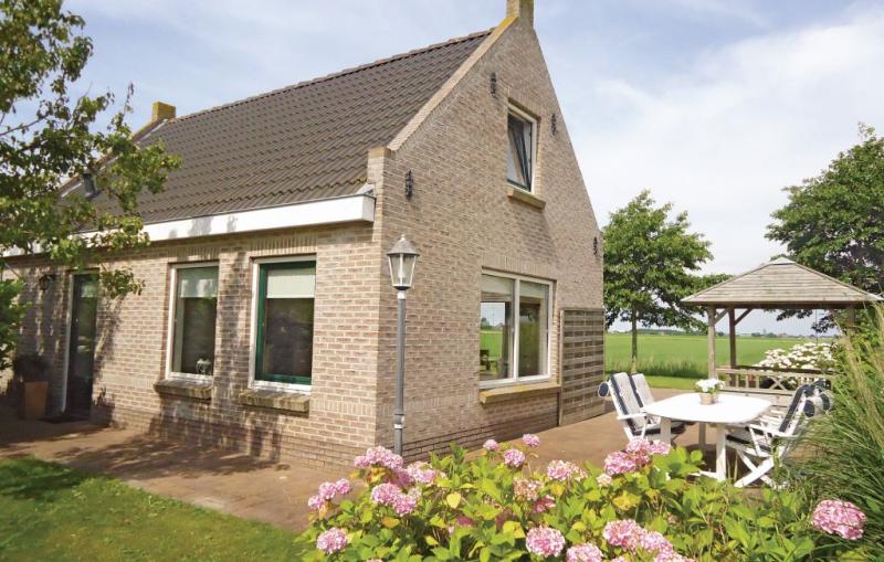 1192315,Vivienda de vacaciones  con piscina privada en Tzummarum, Friesland, Holanda para 6 personas...