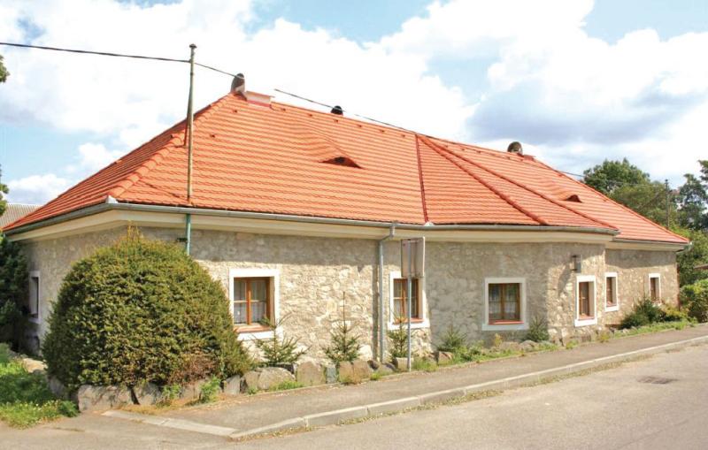 1115513,Vivienda de vacaciones  con piscina comunitaria en Pysely, Central Bohemia, Chequia para 6 personas...