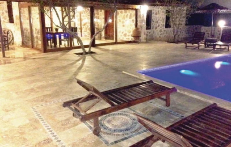 Villa nar 1158841,Large holiday house  with private pool in Kalkan-antalya, Aegean Coast, Turkey for 4 persons...