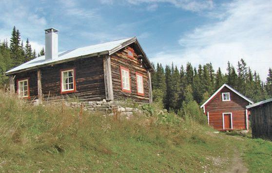 1176399,Vivienda de vacaciones en Bromma, Hallingdal/Hemsedal, Noruega para 5 personas...