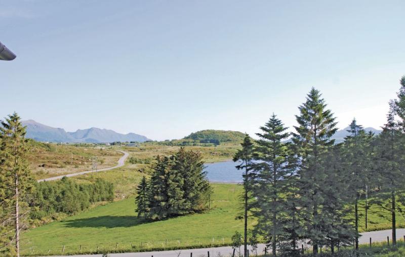 1177840,Vivienda de vacaciones en Leknes, North Norway, Noruega para 6 personas...