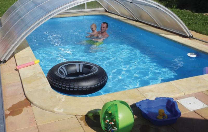 1192361,Appartement  avec piscine communale à Jilemnice, Královéhradecký kraj, République Tchèque pour 5 personnes...