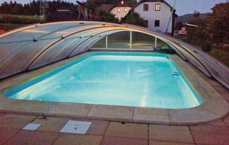 1192363,Appartement in Jilemnice, Královéhradecký kraj, Tsjechië  met gemeenschappelijk zwembad voor 4 personen...